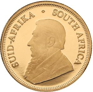 South Africa / Gold Tenth-Ounce 2006 Krugerrand - obverse photo