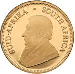 South Africa / Gold Tenth-Ounce 2006 Krugerrand / Proof - obverse photo