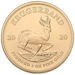South Africa / Gold Ounce 2020 Krugerrand - reverse photo
