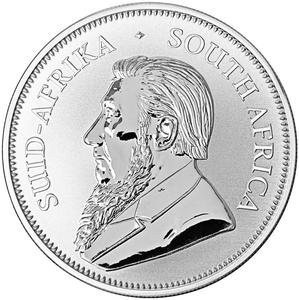 South Africa / Silver Ounce 2018 Krugerrand - obverse photo