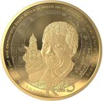 South Africa / Gold Ounce 2019 Nelson Mandela - reverse photo