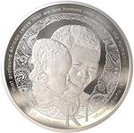South Africa / Silver Rand 2019 Nelson Mandela - reverse photo