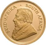 South Africa / Gold Ounce (1 oz) - obverse photo