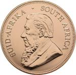 South Africa / Gold Ounce 2016 Krugerrand - obverse photo