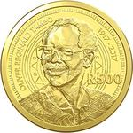South Africa / Gold Ounce 2017 OR Tambo Centenary - reverse photo