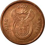 South Africa / Five Cents 2007 - obverse photo