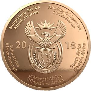 South Africa / Fifty Rand (NCLT) - obverse photo