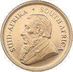 South Africa / Gold Tenth-Ounce 2017 Krugerrand - obverse photo