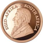 South Africa / Gold Ounce 2017 Krugerrand - obverse photo