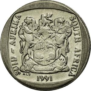 South Africa / Two Rand - obverse photo