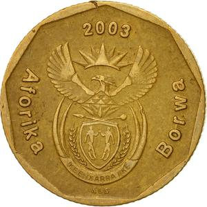 South Africa / Twenty Cents 2003