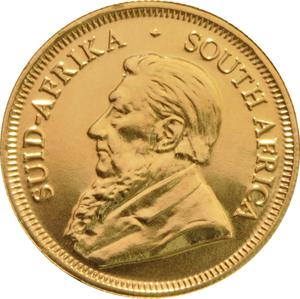 South Africa / Gold Quarter Ounce 2013 Krugerrand - obverse photo