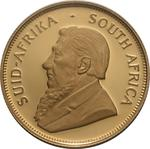 South Africa / Gold Half Ounce 1999 Krugerrand / Proof - obverse photo
