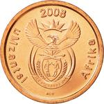 South Africa / Five Cents 2008 - obverse photo