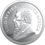 South Africa / Silver Two Ounces 2021 Krugerrand - obverse photo