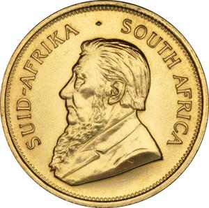 South Africa / Gold Ounce 1994 Krugerrand - obverse photo
