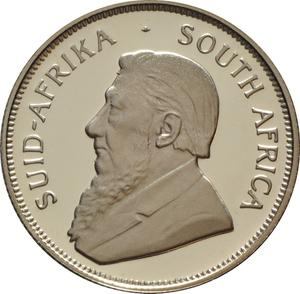 South Africa / Gold Half Ounce 1993 Krugerrand - obverse photo