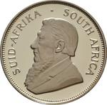 South Africa / Gold Half Ounce 1993 Krugerrand / Proof - obverse photo