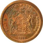 South Africa / Five Cents 1993 - obverse photo