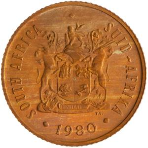 South Africa / Two Cents - obverse photo