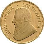 South Africa / Gold Ounce 1997 Krugerrand / Proof with 30th anniversary privy mark - obverse photo
