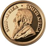 South Africa / Gold Twentieth-Ounce 2017 Krugerrand - obverse photo