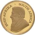 South Africa / Gold Tenth-Ounce 2000 Krugerrand / Proof - obverse photo