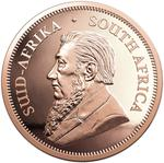South Africa / Gold Twentieth-Ounce 2020 Krugerrand - obverse photo
