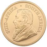 South Africa / Gold Ounce 2020 Krugerrand - obverse photo