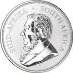 South Africa / Silver Ounce 2017 Krugerrand - obverse photo