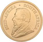 South Africa / Gold Half Ounce 2020 Krugerrand - obverse photo