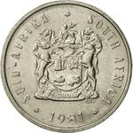 South Africa / Five Cents 1981 - obverse photo