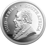 South Africa / Silver Ounce 2018 Krugerrand / Proof - obverse photo