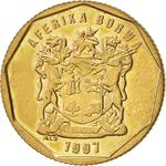 South Africa / Twenty Cents 1997