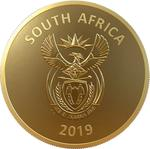 South Africa / Gold Ounce 2019 Constitutional Court