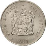 South Africa / Five Cents 1977 - obverse photo
