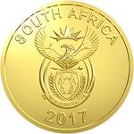 South Africa / Gold Ounce 2017 OR Tambo Centenary - obverse photo