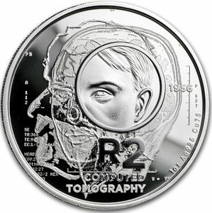 South Africa / Silver Crown 2018 Computed Tomography - reverse photo