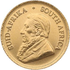 South Africa / Gold Tenth-Ounce 2010 Krugerrand - obverse photo