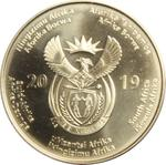 South Africa / Fifty Rand 2019 Constitutional Democracy - obverse photo