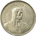 Switzerland / Five Francs 1968 - obverse photo