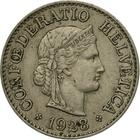 Switzerland / Ten Centimes (Rappen) 1928 - obverse photo