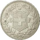 Switzerland / Five Francs 1895 - reverse photo