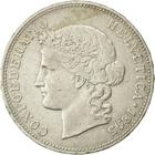 Switzerland / Five Francs 1895 - obverse photo