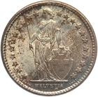 Switzerland / Half Franc 1899 - obverse photo