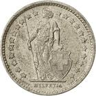 Switzerland / Half Franc 1964 - obverse photo