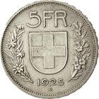 Switzerland / Five Francs 1925 - reverse photo