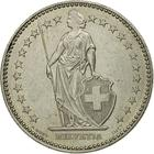 Switzerland / Two Francs 1995 - obverse photo