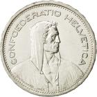 Switzerland / Five Francs 1954 - obverse photo