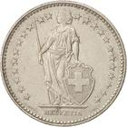 Switzerland / Two Francs 1985 - obverse photo